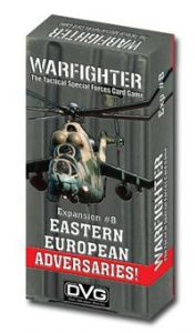 Warfighter Modern Expansion 08: Eastern European Adversaries